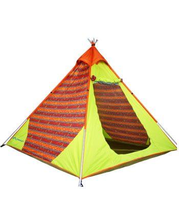 אוהל קמפינג משפחתי ל 4 אנשים HIMAGET PYRAMID